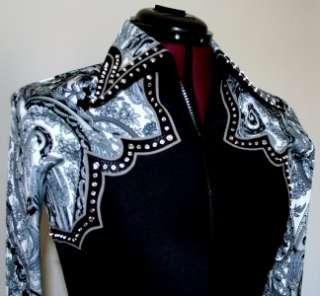 Showmanship, Horsemanship, Pleasure, Swarovski Horse Show Rail Shirt