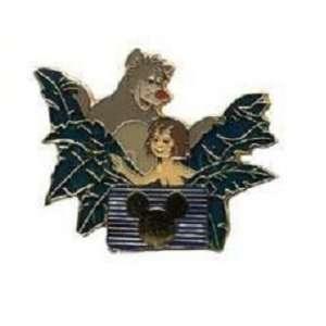 Disney Channel Jungle Book Pin   Mowgli & Baloo