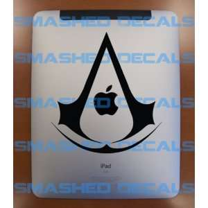 Assassins Creed Apple iPad Vinyl Decal