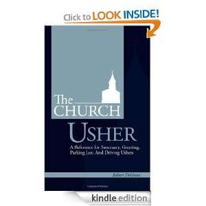 The Church Usher: Robert DeGraw:  Kindle Store