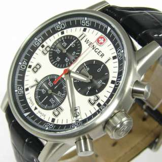 WENGER SWISS ARMY Mens Chrono Watch NON WORKING