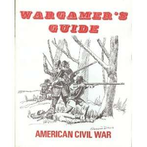 Wargamers Guide American Civil War Books