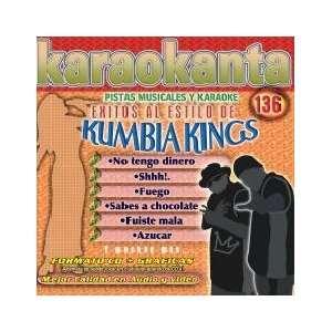 Karaokanta KAR 4136   Al Estilo de Kumbia Kings   I
