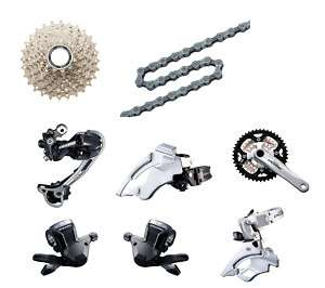 SHIMANO DEORE 10 Speed Groupset 2011 S Mountain Bicycle
