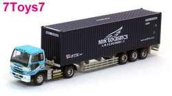 TomyTec 1/150 N Trailer 3#22 Nissan Diesel Big Sam YNK