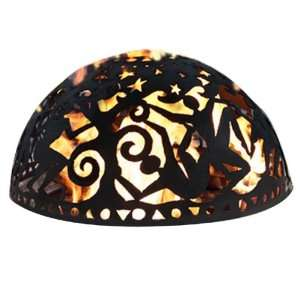 Full Moon Party Fire Dome Fire Pit Cover Medium Patio