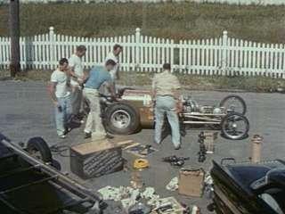50s HOT ROD OPEN ROAD ROADSTERS, RAT RODS FILMS J23