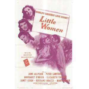 Peter Lawford)(Margaret OBrien)(Elizabeth Taylor)(Janet Leigh)(Mary