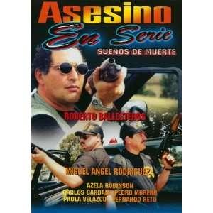 Asesino En Serie Miguel Angel Rodriguez, Azela Robinson