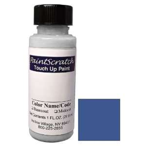 com 1 Oz. Bottle of Monte Carlo Blue Metallic Touch Up Paint for 2011