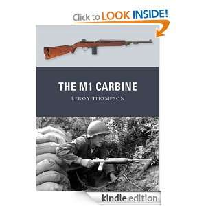 The M1 Carbine (Weapon): Leroy Thompson:  Kindle Store