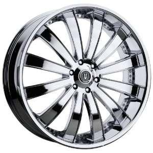 VERSANTE VE225 24x9.5 Silverado GMC Ford Yukon Wheels Rims