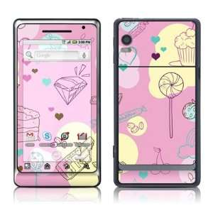 Pink Candy Design Protective Skin Decal Sticker for