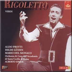 CD Set): Giuseppe Verdi, Alberto Erede, Mario Del Monaco, Giulietta