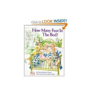 How Many Feet In The Bed?: Diane Johnston Hamm:  Books
