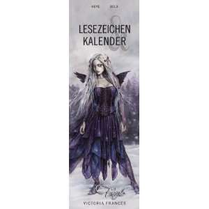 Lesezeichen & Kalender 2013 (9783840115004) Victoria Frances Books
