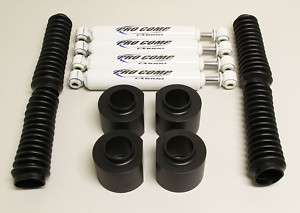 1993 1998 Jeep Grand Cherokee 3 Lift Kit Pro Comp Shck