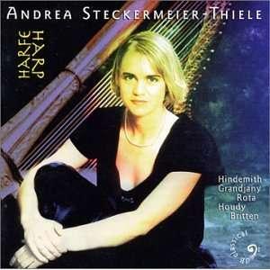 Steckermeier Thiele, Grandjany, Rota, Houdy, Britten Hindemith: Music