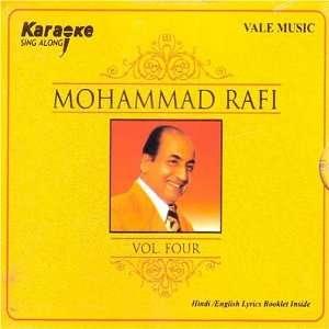 Karaoke sing along   mohammad rafi vol 4: Mohammad rafi: Music