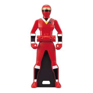 Bandai Gokaiger Ranger Key Series Gokai Treanger Box +Ninjya Red Key