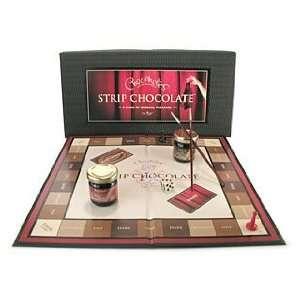 Strip Chocolate Board Game Beauty