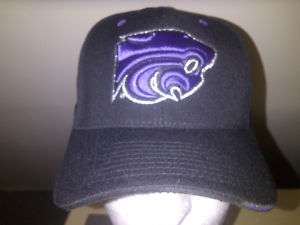 Kansas State Wildcats Fitted Cap Hat Official NCAA NWT