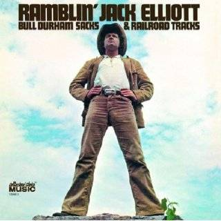 and railroad tracks ramblin jack elliott audio cd 4 5 out of 5 stars 4