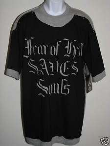 BLAC LABEL New Fear of Hell Saves Souls Shirt Choose Sz
