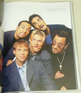 any backstreet boys fan issue is in vf nm condition