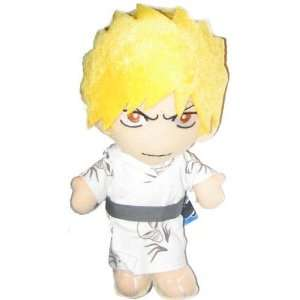 Bleach Ichigo in Shinigami Yukata Plush (Banpresto) Toys