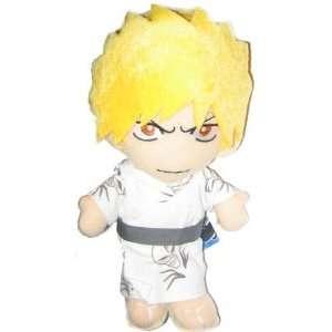 Bleach Ichigo in Shinigami Yukata Plush (Banpresto) Toys