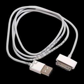 USB Wall Charger + Data Cable For Apple iPad 2 EU Plug