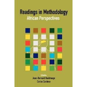 (9782869784833): Jean Bernard Ouedraogo, Carlos Cardoso: Books