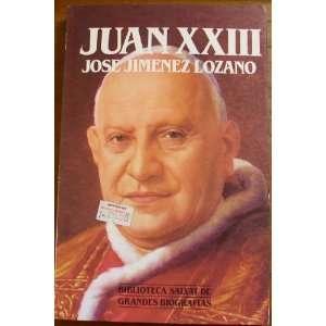 DE GRANDES BIOGRAFIAS, 36) (9788434581814): Jose JIMENEZ LOZANO: Books