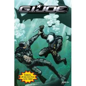 GI Joe vs. Cobra   Exclusive Duke Comic Book Toys & Games