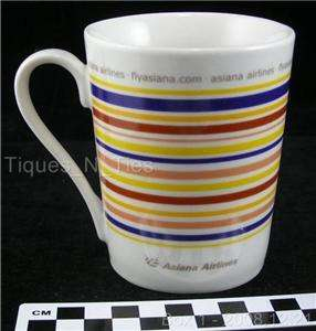 Asiana Airlines Promotional Tall Coffee Mug