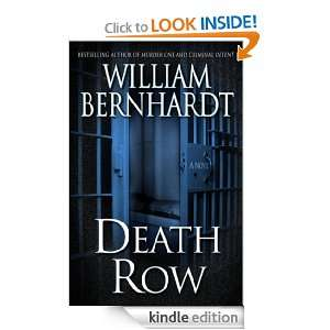 Death Row (Bernhardt, William): William Bernhardt:  Kindle