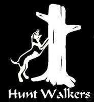 Coon Hunt Walkers Decal Dog Treeing Decals 6 Sticker