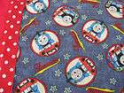 THOMAS TRAIN TODDLER/TRAVEL SIZE PILLOWCASE