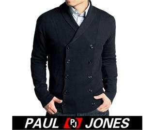 Pea Sweater Cardigan TOPS 2011 AUTUMN&WINTER NEW MALE GARMENT