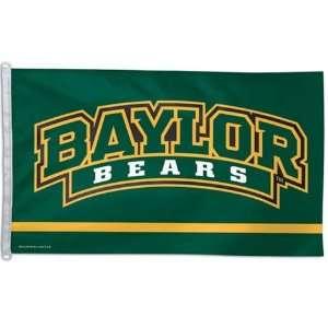Baylor University Bears 3 x 5 Sports House Flag