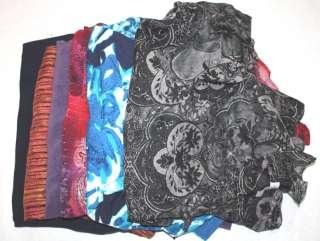 WOMENS CLOTHES LOT = SIZE 2X 20 22 LANE BRYANT DRESS BARN AVENUE