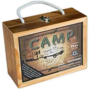 EDUCATION OUTDOORS Camp Travel Edition Toys & Games