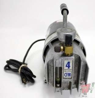 Blue point ACTR12344C Vacuum Pump 1/3 HP 4CFM