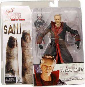 Cult Classics Hall of Fame Saw II Jigsaw Killer Action Figure