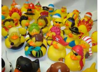 LOT 25 DIFFERENT DUCKS Ducky Baby Shower PARTY FAVORS