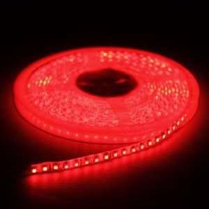 Red 5M 600 LED 3528 SMD Flexible Car DIY Strip Light