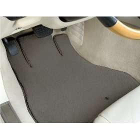 Saab 9 5 Grey Lloyd Mats Custom Fit Luxe Floor Mats Front and Rear Set