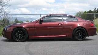 18 Inch Niche Circuit Black Wheels Rims 5x120 +15 / BMW 5 6 7 Series