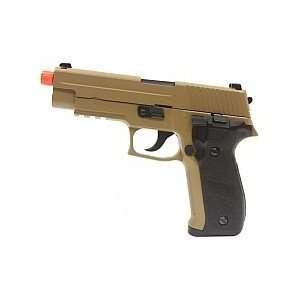 Palco Sig P226 Tan Airsoft Pistol